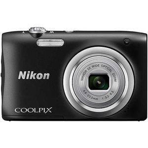 Nikon Coolpix A100 Black Bundle