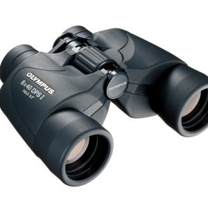 Olympus 8x40 DPS-i Binocular with Case and Strap-0