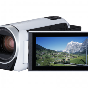 Canon LEGRIA HF R806  Video Camera with Bag and 8GB Card – White