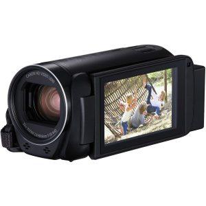 Canon LEGRIA HF R86 PREMIUM Kit with Bag, 8GB Card and Gorilla Pod-0