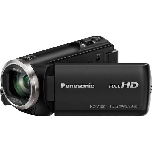 Panasonic HC-V180 Video Camera