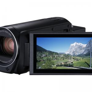 Canon LEGRIA HF R86 PREMIUM Kit with Bag, 8GB Card and Gorilla Pod-4824