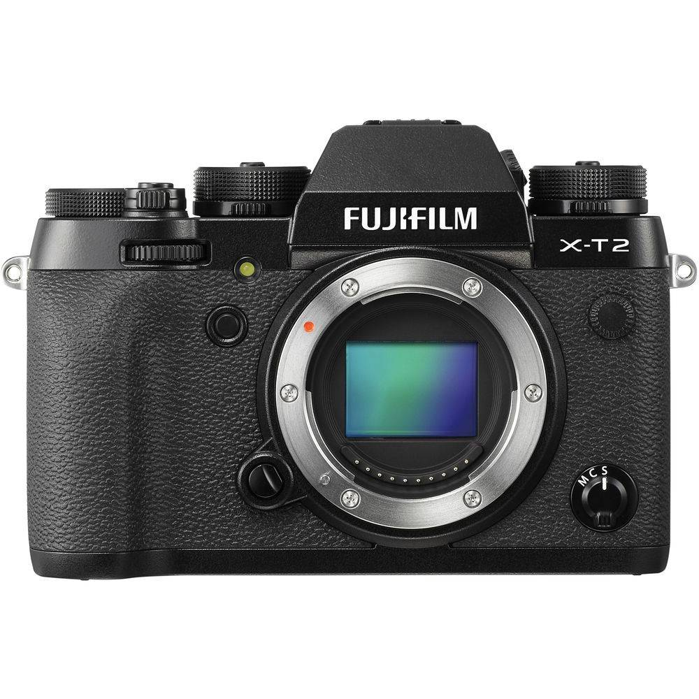 Fujifilm X-T2 Mirrorless Body
