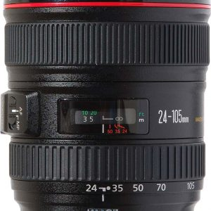 Canon EF 24-105mm F4 L IS MKII USM-0