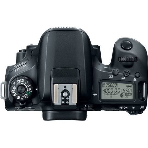Canon EOS 77D DSLR Camera (Body Only) (On Line Only)-0