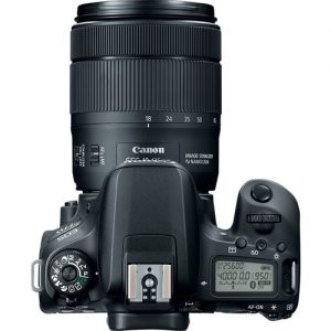 Canon EOS 77D DSLR Camera with 18-135mm USM Lens (On Line Only)-0