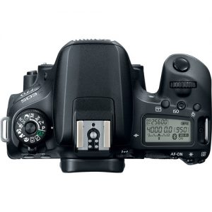 Canon EOS 77D DSLR Camera with 18-55mm Lens (On Line Only)-0