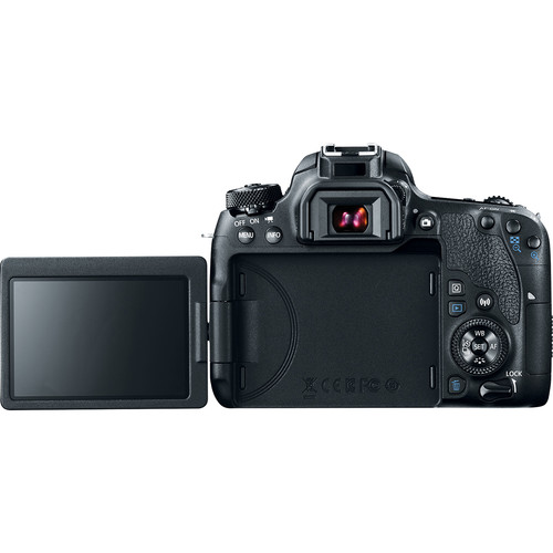 Canon EOS 77D DSLR Camera (Body Only) (On Line Only)-4861