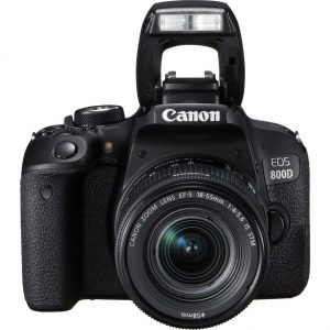 Canon EOS 800D DSLR with 18-55mm f/4-5.6 IS STM Lens (On Line Only)-4879