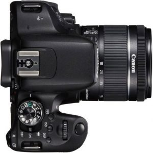 Canon EOS 800D DSLR with 18-55mm f/4-5.6 IS STM Lens (On Line Only)-0