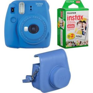 Fuji INSTAX Mini 9 + Bag + 1 pack of Film