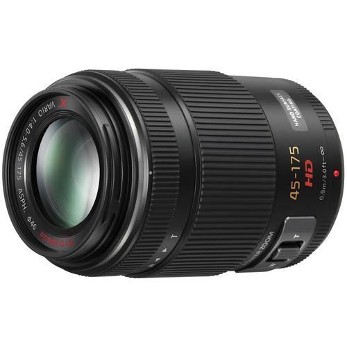 Panasonic Lumix G X Vario PZ 45-175mm f/4.0-5.6 ASPH for JVC Pro Video Camera's