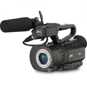 JVC GY-LS300CHE Super 35mm 4K/HD camcorder, no lens, Wi-Fi/FTP Body Only-0