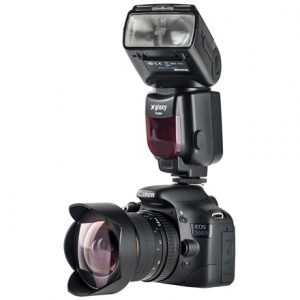 Gloxy Speedlite TR-985C for Canon-0