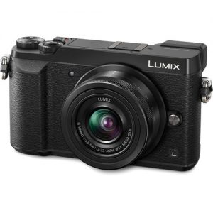 Panasonic Lumix DMC-GX85 Mirrorless Micro Four Thirds Digital Camera with 12-32mm Lens