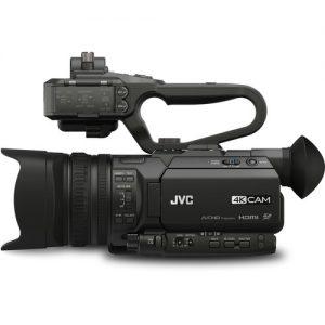 JVC GY-HM170 Handheld 4K/HD camcorder inc handle-5033