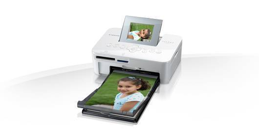 Canon SELPHY CP1000 Home Bundle with Bag and KP-36IP Paper Cartridge
