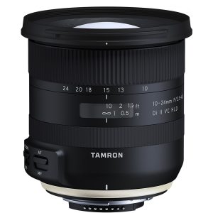 Tamron B023 10-24mm f/3.5-4.5 Di II VC HLD Lens for Canon-0