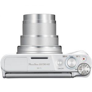 Canon PowerShot SX730 HS Digital Camera Silver-0