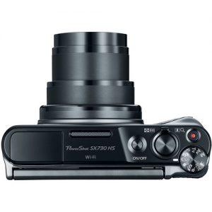 Canon PowerShot SX730 HS Digital Camera Black -0