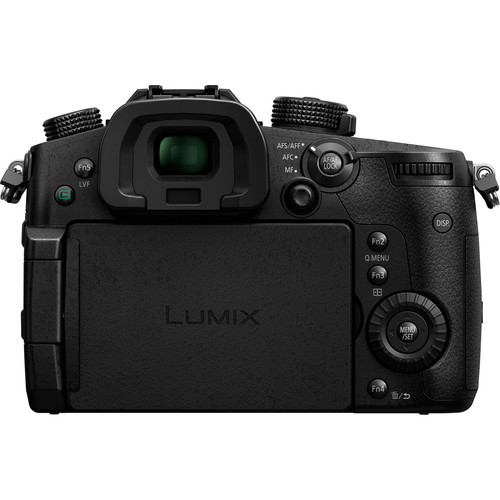 Panasonic Lumix DC-GH5 Mirrorless Micro Four Thirds Digital Camera with 12-60mm Lens -5168