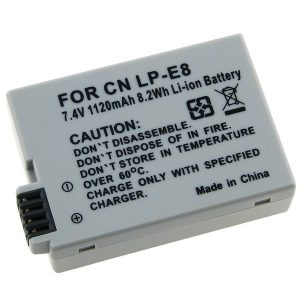 GPB LP-E8 Battery -0