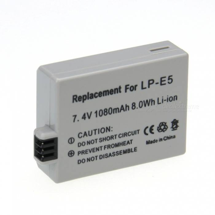 GPB Canon LP-E5 Battery