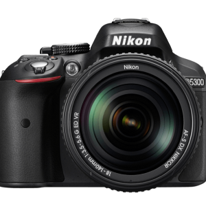 Nikon D5300 Body Only  (On-Line Only)