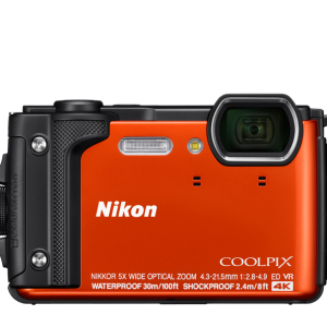 Nikon Coolpix W300 Action Camera – Orange