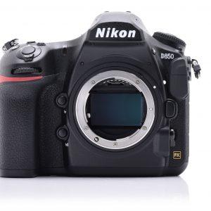 Nikon D850 Camera + AF-S 24-120MM Lens