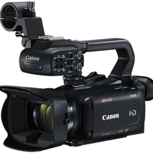 Canon XA15 Power Kit Professional Camcorder