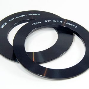 Cokin P Series Adapter Rings ( SPECIFY YOUR SIZE REQUIREMENT 52MM to 82MM )