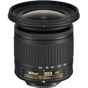 Nikon AF-P NIKKOR 10-20mm f/4.5-5.6G VR Lens