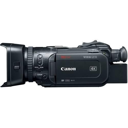 "Canon LEGRIA HF-GX10 UHD 4K Camcorder with 1"" CMOS Sensor & Dual-Pixel CMOS AF -0"