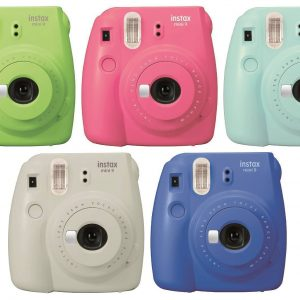 Fuji Instax Mini 9 Lime Green-0