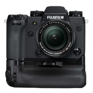 FUJIFILM X-H1 Body+ Battery Grip Kit