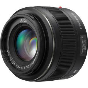 Panasonic 25mm f/1.4 Portrait Lens-0