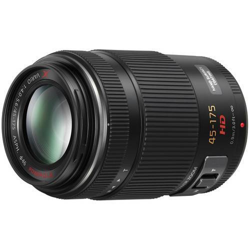 Panasonic 45mm-175mm  f/3.5-5.6 Power Zoom Lens-(Please Call for a DISCOUNT COUPON).