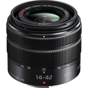 Panasonic 14mm-42mm f/3.5-5.6 Zoom Lens-0