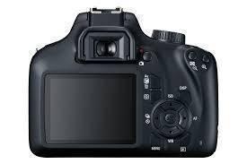Canon EOS 4000D DOUBLE DC Camera BUNDLE+ EF-S18-55 F/3.5-5.6 III, EF 75-300 f/4-5.6 III Lens