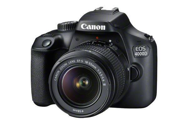 Canon EOS 4000D, EF-S18-55 F/3.5-5.6 III, EF75-300 f/4-5.6 III Lens-5403