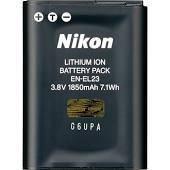 Nikon EN-EL23 Battery-0