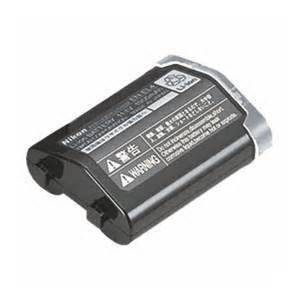 Nikon EN-EL18A Battery (Generic)-0