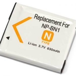 SONY NP-BN1 Battery (Generic)-0