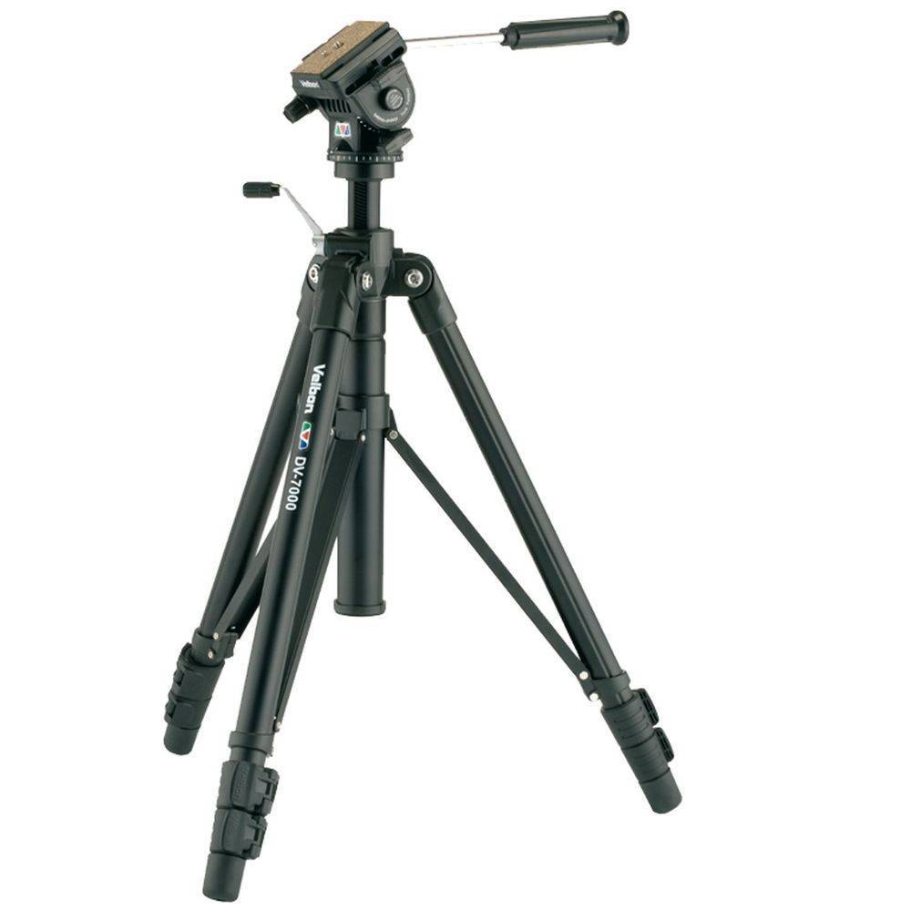 VELBON PRO 7000 FLUID HEAD VIDEO TRIPOD