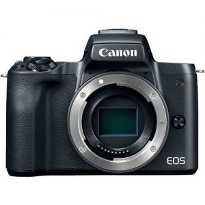 Canon EOS M50 Mirrorless Digital Camera Body