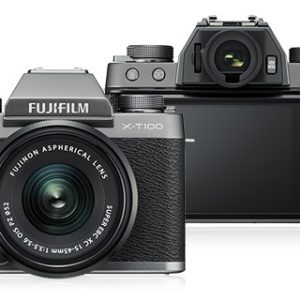 Fujifilm X-T100 Black Body
