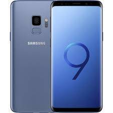 Samsung Galaxy S9 Mobile Phone in Lilac/Black/Titanium Grey