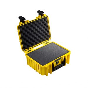 B&W OUTDOOR.CASES – TYPE 3000 – Yellow
