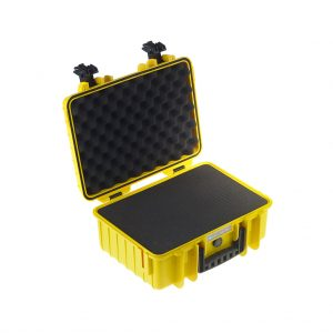 B&W OUTDOOR.CASES – TYPE 4000 – Yellow